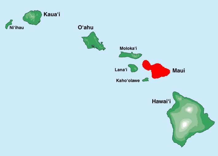 Maui on maui kahului airport
